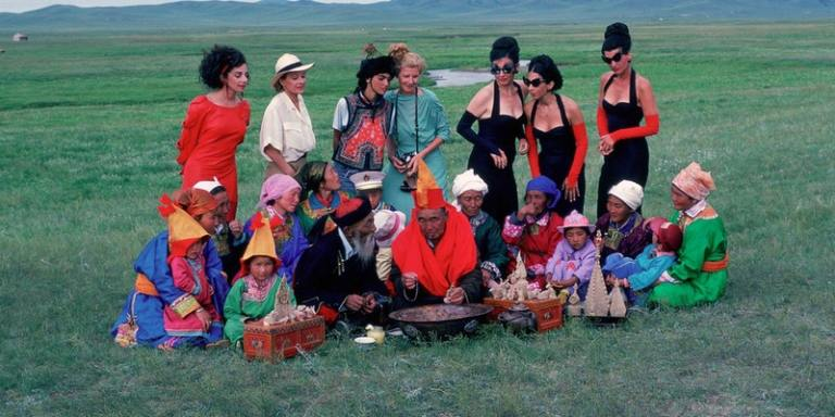 Films in London today: JOHANNA D'ARC OF MONGOLIA, part of TRIBUTE TO DELPHINE SEYRIG – ACTRESS, DIRECTOR AND ACTIVIST at Ciné Lumière (04 FEB).