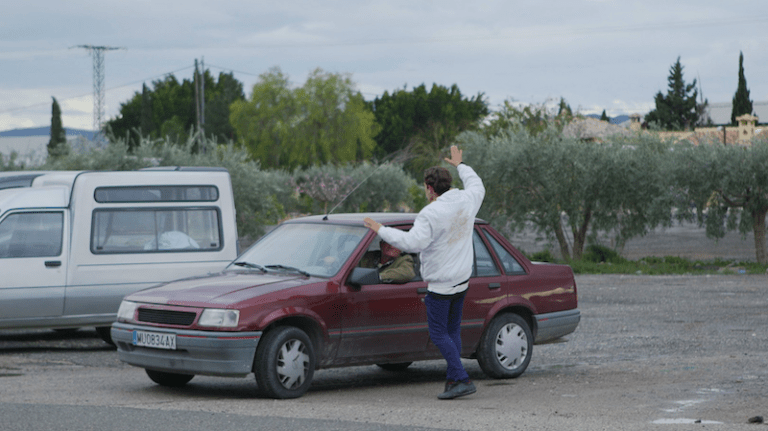 This is a still from THOSE WHO DESIRE by Elena López Riera at Cheap Cuts Doc Fest 2020.