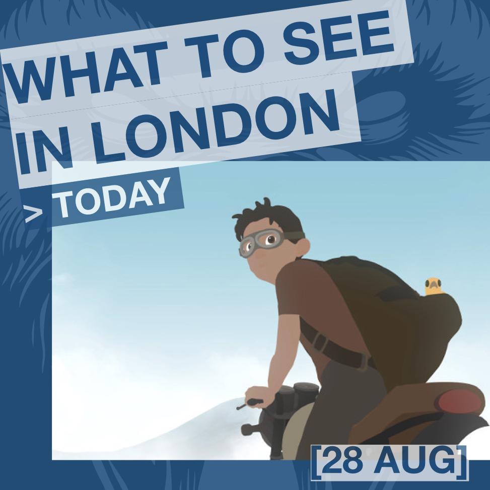 What to see in London this week: AWAY at Genesis Cinema (28 AUG).