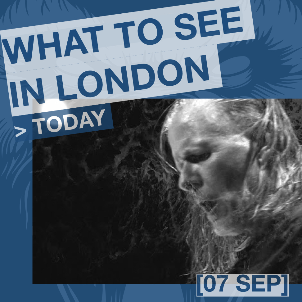 What to see in London this week: WHERE DOES A BODY END? d. Marco Porsia, 2019 at Dalston Roof Park (07 SEP 20:30).