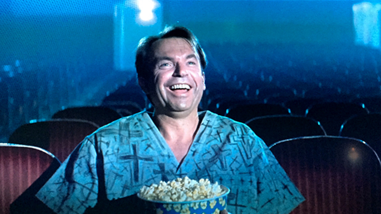 This is a film still from IN THE MOUTH OF MADNESS.