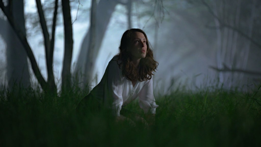 This is a film still from THE FEAST (Gwledd) at BFI London Film Festival at Curzon Mayfair (09 OCT 2021).