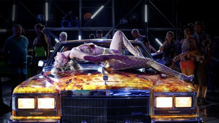 SCREEN DIARY: #LFF – TITANE at Royal Festival Hall (09 OCT 2021).