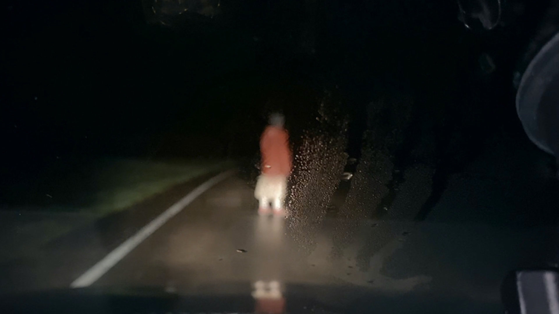 This is a film still from DASHCAM at BFI London Film Festival.