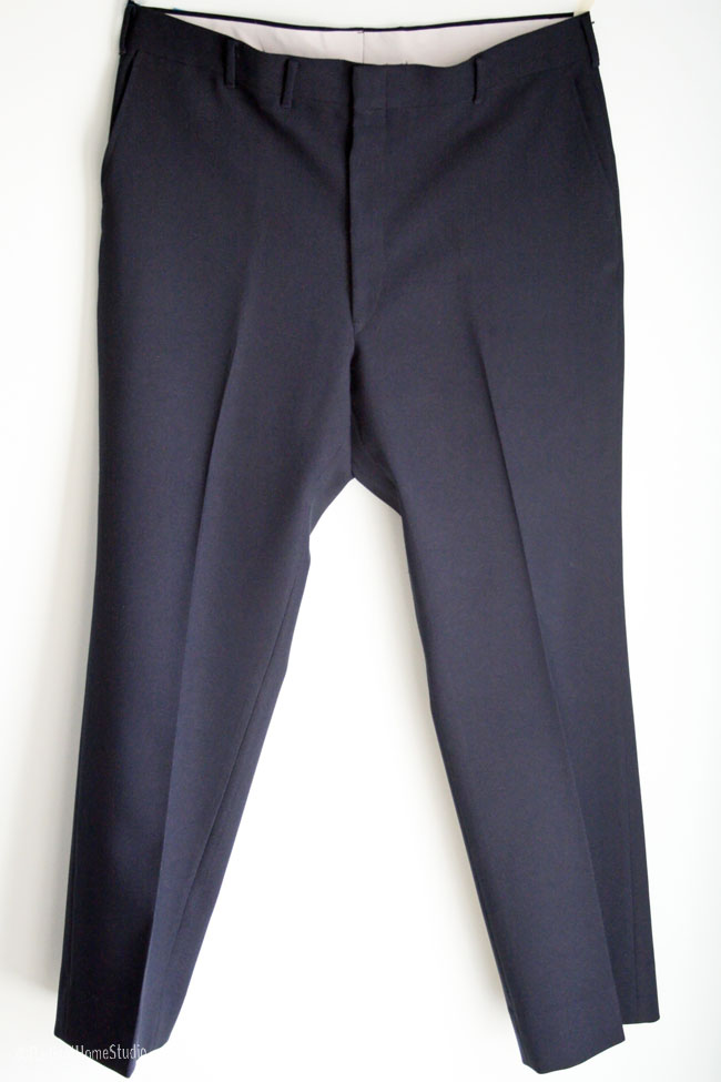 Vintage Trousers | Radiant Home Studio
