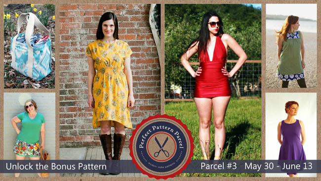Pattern Parcel 3 | Radiant Home Studio