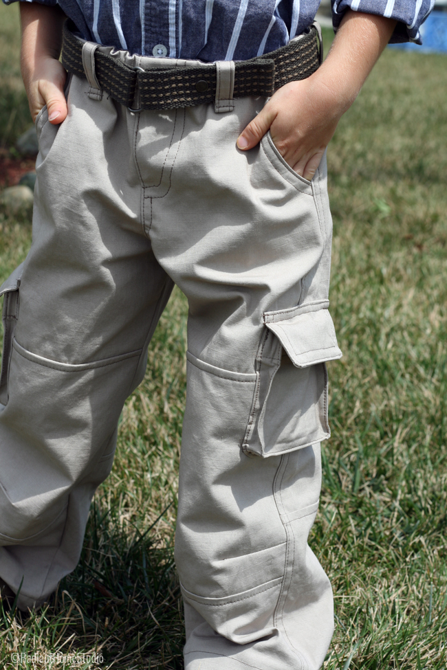 Field Trip Cargo Pants | Cargo Pocket | Radiant Home Studio