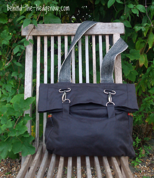 Retro Rucksack | Behind the Hedgerow | Radiant Home Studio