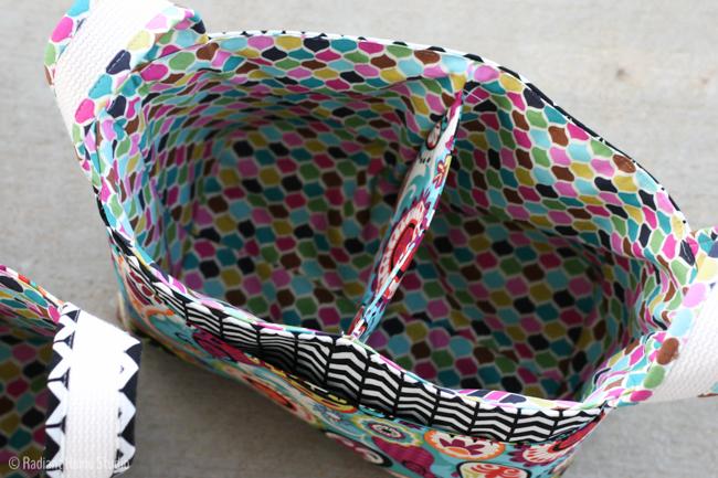 noodle head divided basket top