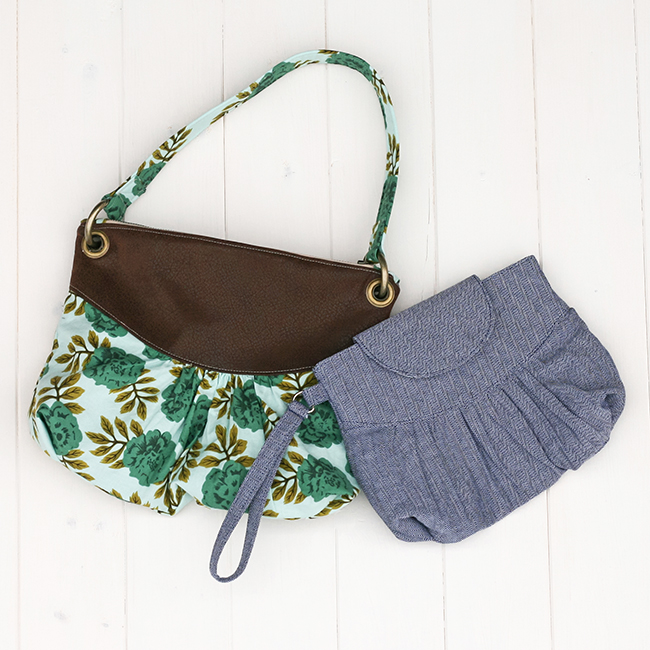 Fairport Purse & Pouch Pattern | Radiant Home Studio