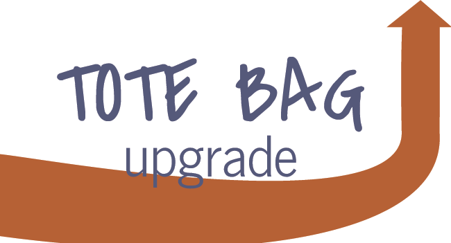 Photo Transfer Tote Bag Upgrade | Radiant Home Studio