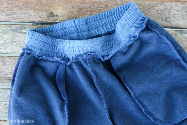 Cropped Mini Hudson Pants | Radiant Home Studio