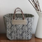 Basket from Handmade Style | Radiant Home Studio