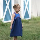 Blue Ridge Dress | Radiant Home Studio