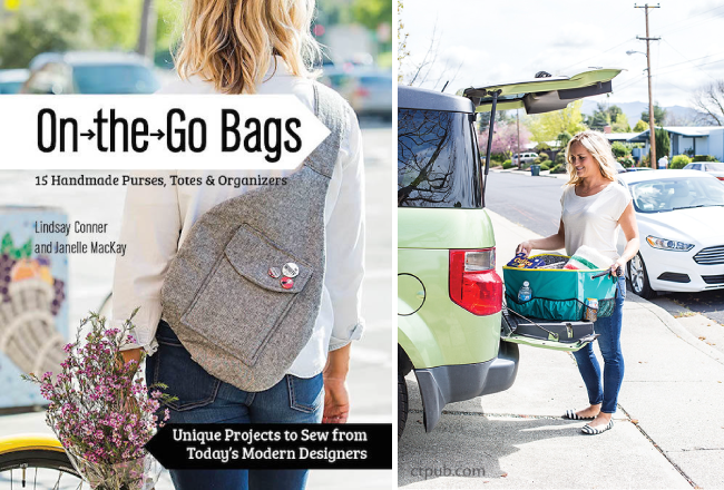 On the Go Bags | Van Organizer | Radiant Home Studio