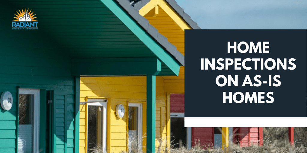 Home Inspections on As-Is Homes
