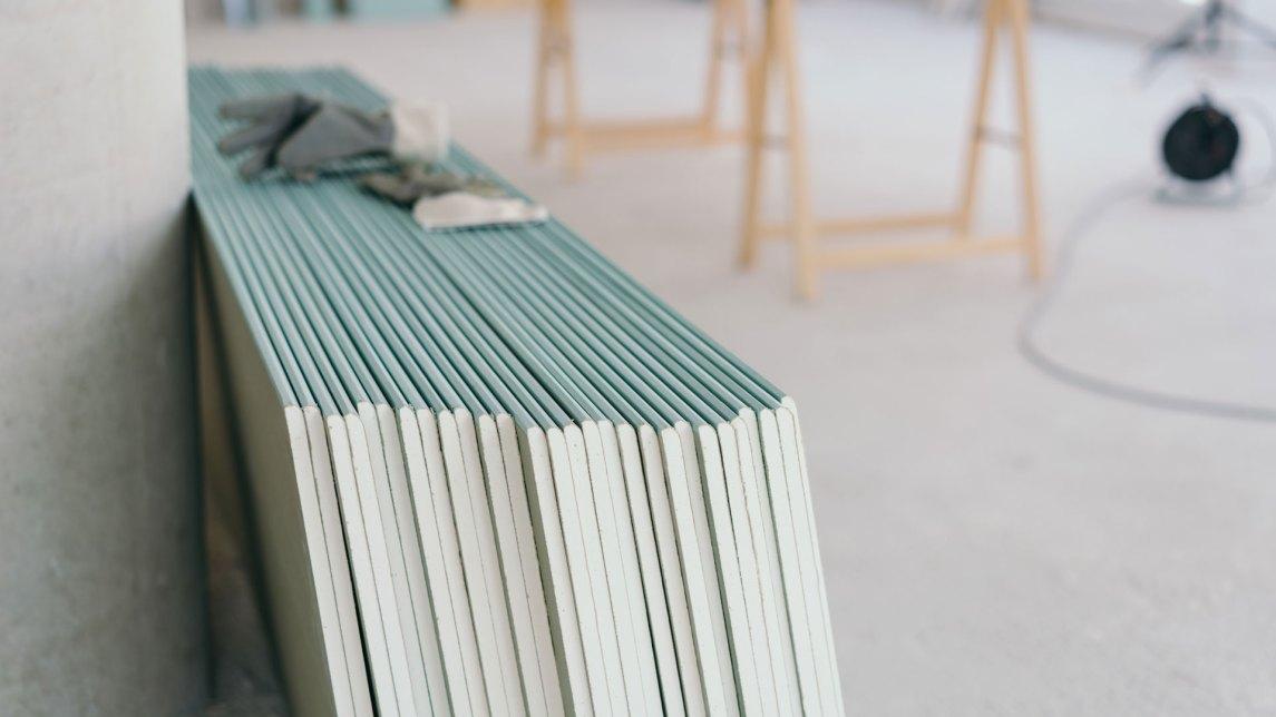 Premium drywall materials