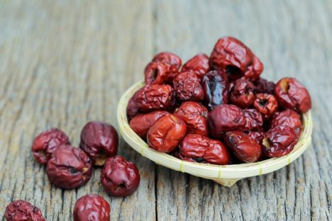 Jujube or Chinese dates for better sleep