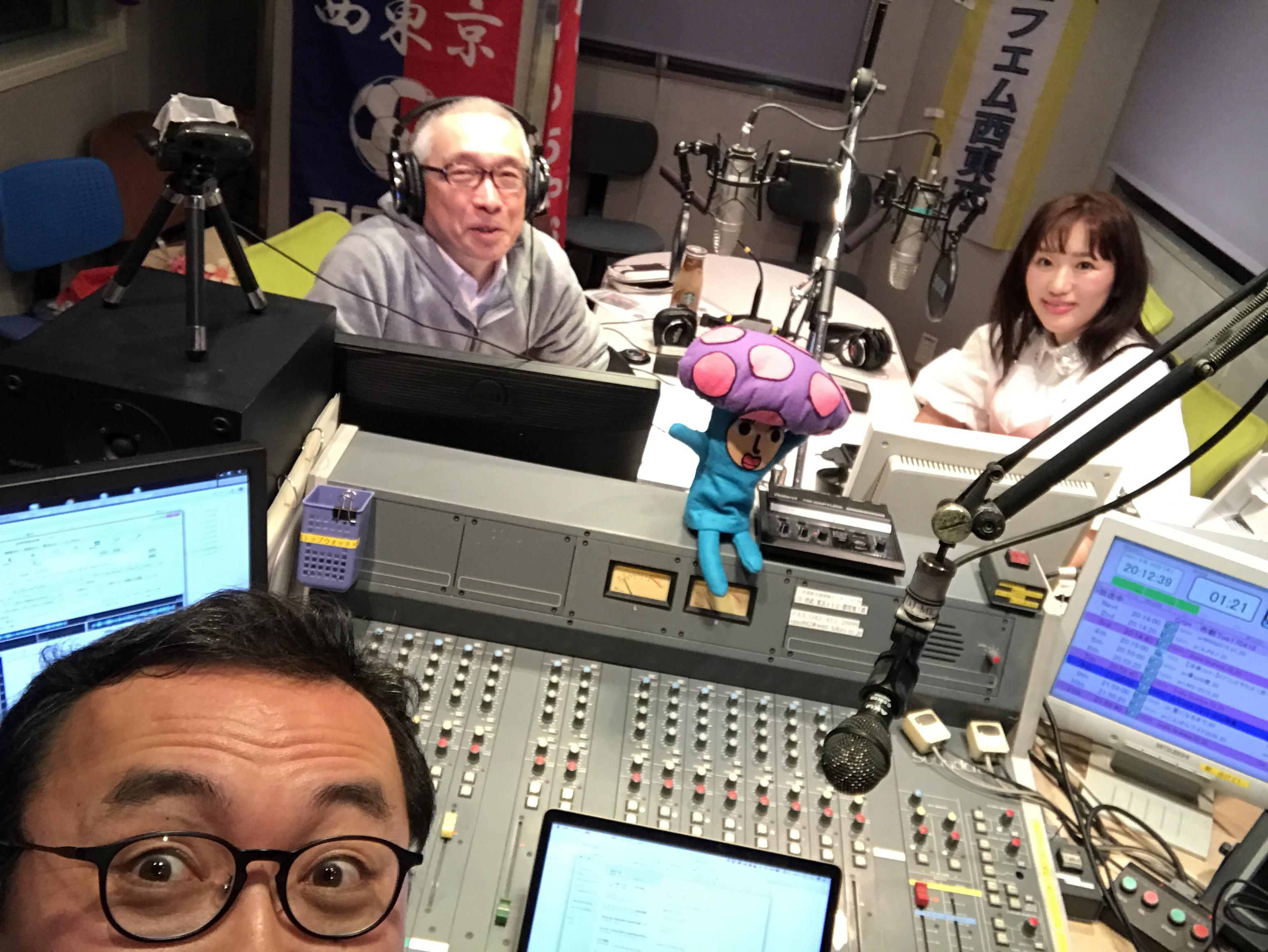 ラジバタ2VR 4月27日24時放送