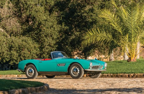 @1957 BMW 507 Roadster Series I - 15
