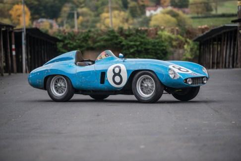 1955 Ferrari 500 Mondial by Scaglietti - 30