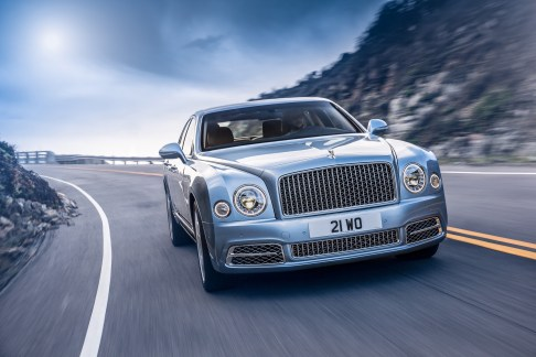 Bentley Mulsanne - 16