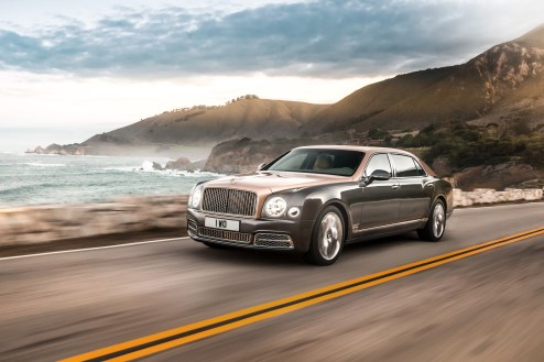 Bentley Mulsanne - 9