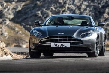 Aston DB11 - 9