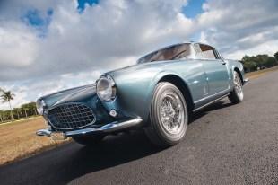 1956 Ferrari 250 GT Coupe Speciale by Pinin Farina-0465GT - 11