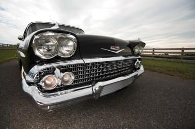 1958 Chevrolet Bel Air Impala Sport Coupe - 12