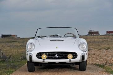 1958 Ferrari 250 GT Cabriolet Series I by Pinin Farina - 7