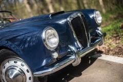 1958 Lancia Aurelia B24S Convertible by Pinin Farina - 2