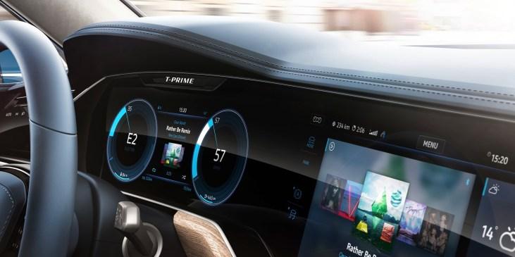 VW T-Prime Concept GTE - 23