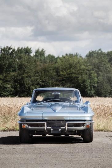 1963 Chevrolet Corvette Sting Ray Split-Window Coupé - 4