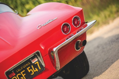 1963 Chevrolet Corvette Sting Ray 'Split-Window' Coupe-x3 - 12