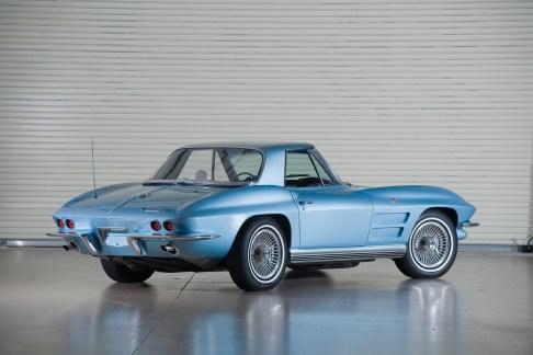 1964 Corvette Sting Ray Convertible - 1