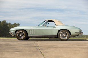 1966 Chevrolet Corvette Sting Ray 327-300 Convertible - 4