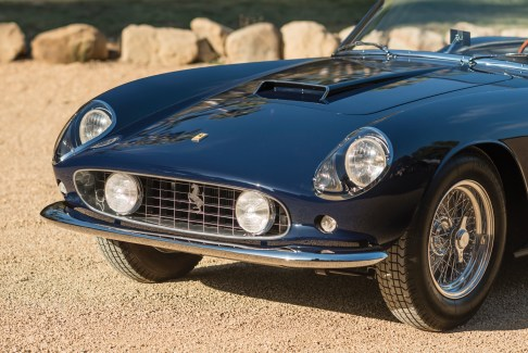 @Ferrari 250 GT LWB Spider California-1055 - 16