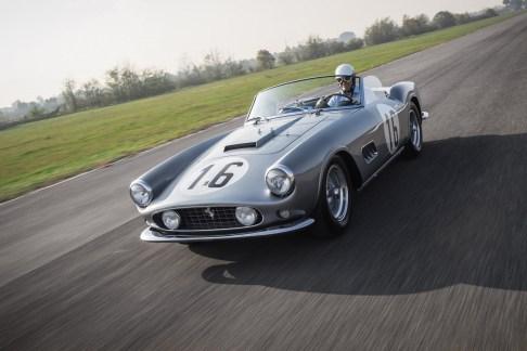 @Ferrari 250 GT LWB Spider California-1451 - 4