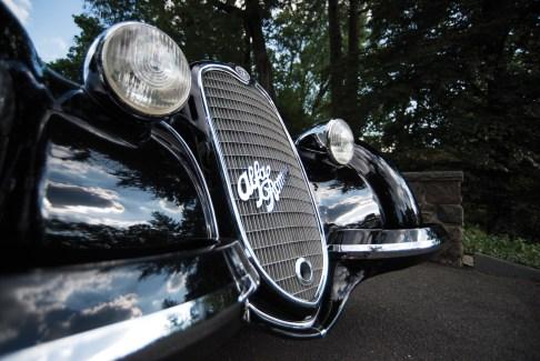 1939 Alfa Romeo 8C 2900B Lungo Spider - 16