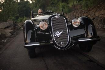 1939 Alfa Romeo 8C 2900B Lungo Spider - 38
