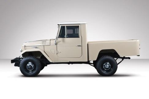 1964 Toyota FJ45 Land Cruiser Pickup - 1