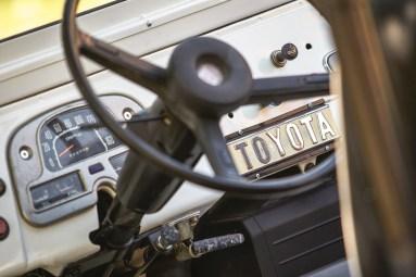 1973 Toyota FJ40 Land Cruiser - 7