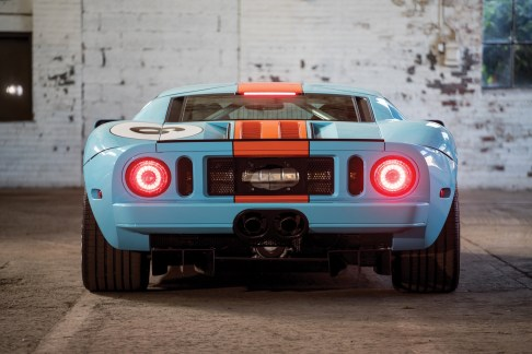 2006 Ford GT Heritage Edition - 11