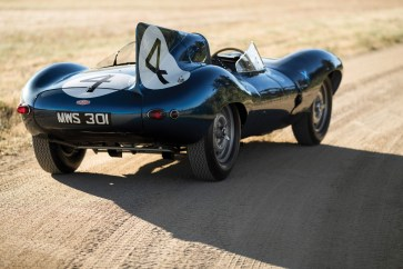 1955 Jaguar D-Type XKD501 - 21