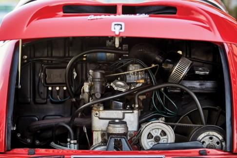 1956 Fiat-Abarth 750 GT 'Double Bubble' by Zagato - 13
