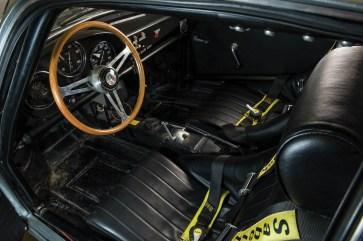 1958 Fiat-Abarth 750 GT 'Dubble Bubble' by Zagato - 16