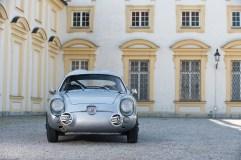 1958 Fiat-Abarth 750 GT 'Dubble Bubble' by Zagato - 21