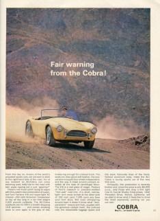 1962 Shelby 260 Cobra %22CSX 2000%22 - 51