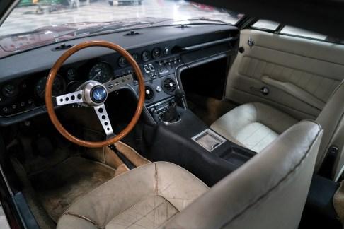 1968 Maserati Ghibli 4.7 Coupe by Ghia - 4